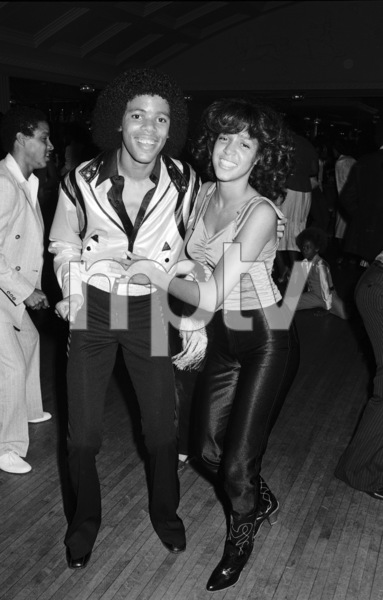 Foster Sylvers on the dance floor in Los Angeles1978 © 1978 Bobby Holland - Image 19575_0003