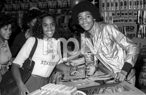 Foster Sylvers of The Sylvers in Los Angeles 1978 © 1978 Bobby Holland - Image 19575_0032