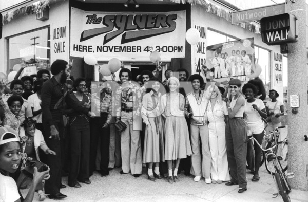 The Sylvers in Los Angeles1978 © 1978 Bobby Holland - Image 19575_0036