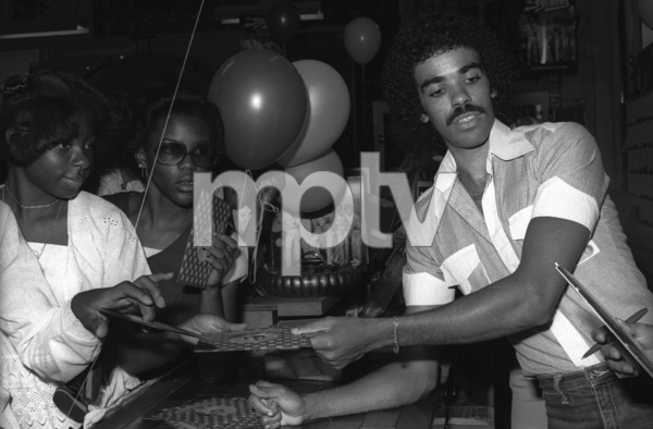 Ricky Sylvers of The Sylvers1978 © 1978 Bobby Holland - Image 19575_0046