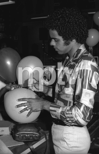 Edmund Sylers of The Sylvers1978 © 1978 Bobby Holland - Image 19575_0047