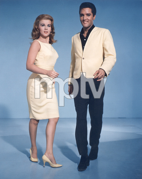 """Viva Las Vegas""Ann-Margret, Elvis Presley1964 MGM**I.V. - Image 19577_0001"