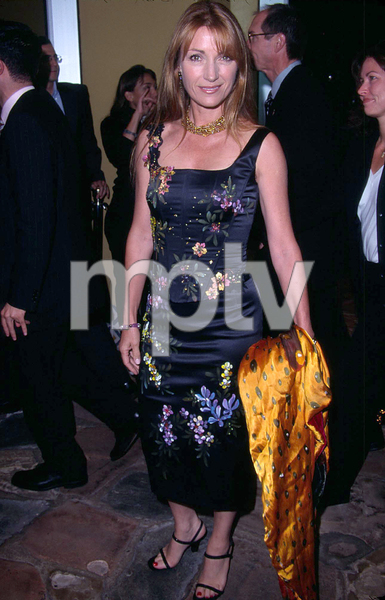 Jane Seymour attends the premiere of Bandits held at the Mann Village theater in Westwood California. 10/04/01. © 2001 Glenn Weiner - Image 19588_0118