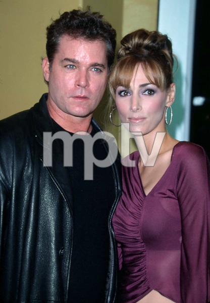 Ray Liotta along with his wife attend the premiere of the ...
