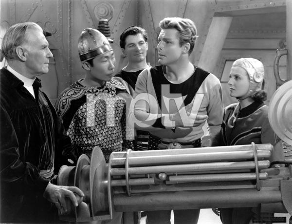 """Buck Rogers""Buster Crabbe1939 Universal / **I.V. - Image 19596_0001"