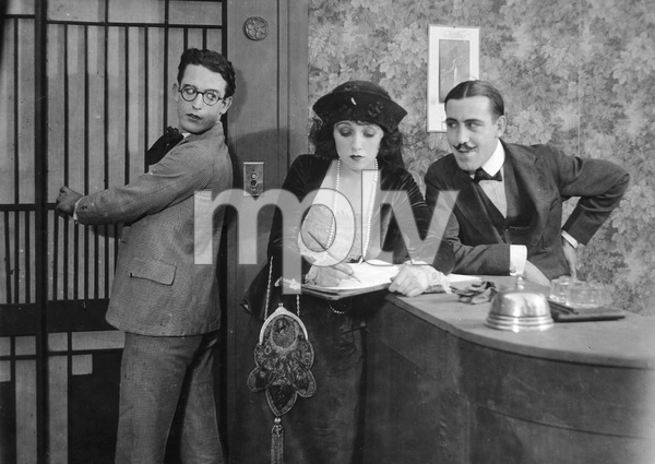 """COUNT YOUR CHANGE""  Harold Lloyd, Bebe Daniels, Pathe-Rolin, 1919, I.V. - Image 19614_0001"