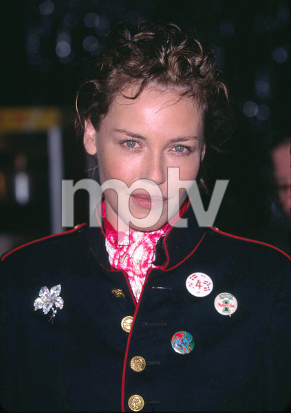 Connie Neilsen attends the world premiere of the new film, Domestic Disturbance held at the Paramount studios lot in Hollywood California 10/30/01. © 2001 Glenn Weiner - Image 19661_0100