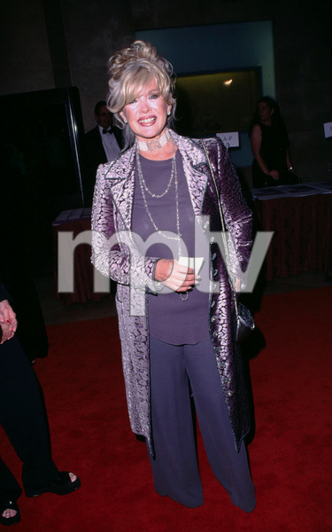 Connie Stevens arrives at the Evening of stars benefitwhich helps raise money for cancer research. The event was held at the Beverly Hilton Hotel in Beverly Hills California. 11/17/01. © 2001 Glenn Weiner - Image 19688_0102