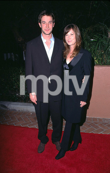 Noah Wyle and wife Traci arrive at the Lint Roller Party to Benefit the Best Friends Animal Sanctuary held at the Century Club in Century City California. 11/15/01. © 2001 Scott Weiner - Image 19689_0106