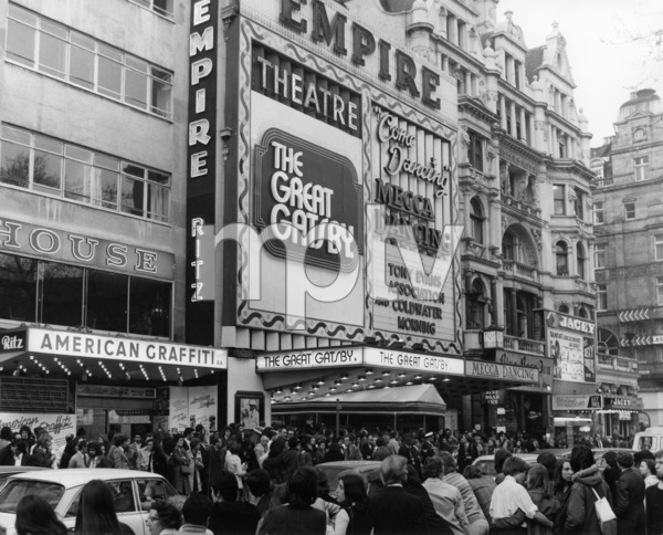 """The Great Gatsby"" (London exhibition)1974 Paramount** I.V. / M.T. - Image 19690_0032"