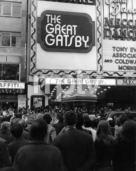 """The Great Gatsby"" (London exhibition)1974 Paramount** I.V. / M.T. - Image 19690_0033"