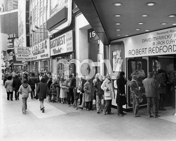 """The Great Gatsby"" (New York exhibition)1974 Paramount** I.V. / M.T. - Image 19690_0034"