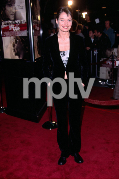 Catherine McCormack at the world premiere of her new film, Spy Game held at the Mann National  theatre in Westwood California. 11/19/01. © 2001 Glenn Weiner - Image 19691_0102