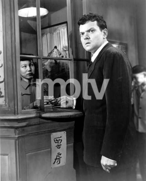 """""""Lady From Shanghai, The""""Orson Welles1948 Columbia / **I.V. - Image 19700_0015"""