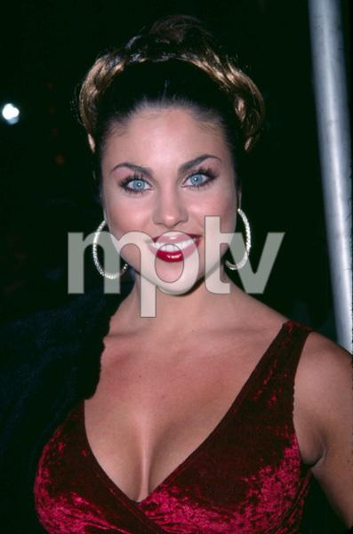 Nadia Bjorlin at the Hollywood Christmas parade in Hollywood California. 11/25/01 © 2001 Scott Weiner - Image 19710_0124
