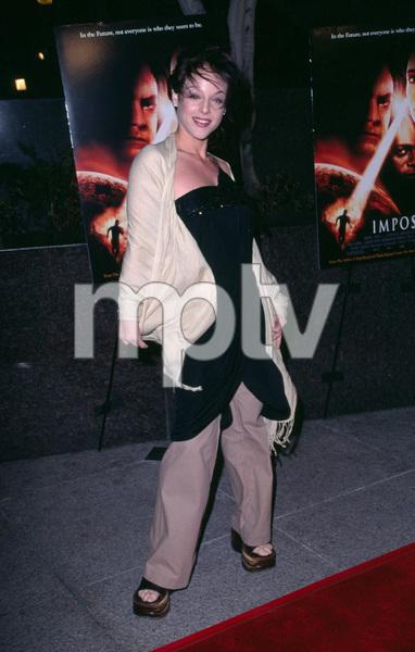 """The Impostor"" Premiere 12/4/01Dana Daurey in Westwood, California © 2001 Scott Weiner - Image 19746_0004"