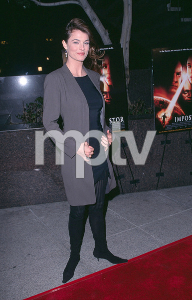 """The Impostor"" Premiere 12/4/01Stephanie Romanov in Westwood, California © 2001 Scott Weiner - Image 19746_0015"