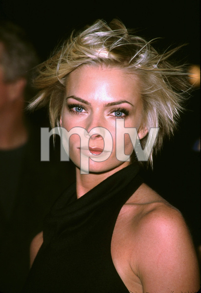 Jaime Pressly at the premiere of her latest film, Not Another Teen Movie. The premiere was held at the Avco theater in Westwood California. 12/7/01. © 2001 Glenn Weiner - Image 19755_0107