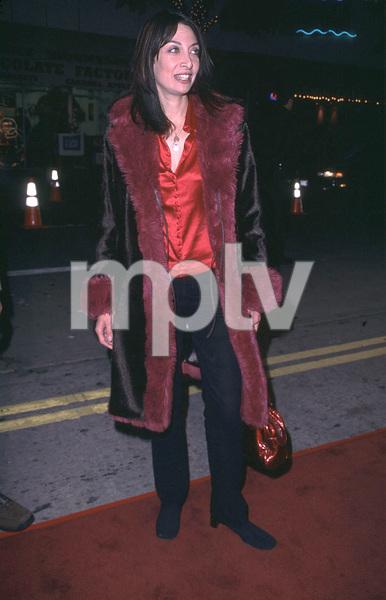 """Kate & Leopold"" Premiere 12/11/01Illeana Douglas in Westwood, Ca. © 2001 Glenn Weiner - Image 19757_0118"