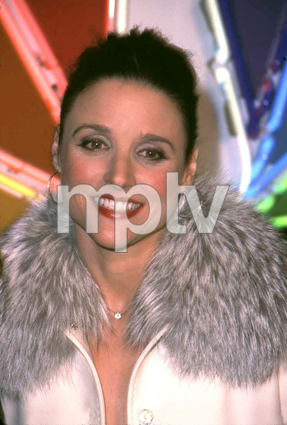 Julia Louis-Dreyfus at the NBC 75th anniversary press tour party in Hollywood Ca. 1/9/02 - Image 19803_0112