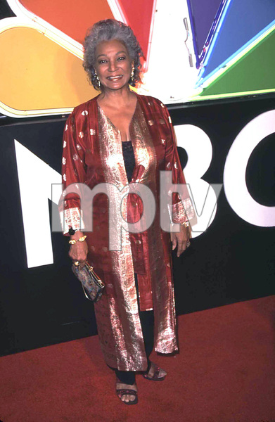 Nichelle Nichols arrives at the 75th anniversary party for NBC Press tour held in Hollywood California 1/9/02. © 2002 Scott Weiner - Image 19803_0122