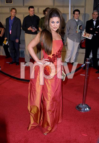 Nadia Bjorlin at the 28th annual People Choice awards Pasadena Ca. 1/13/02 © 2002 Glenn Weiner - Image 19804_0125