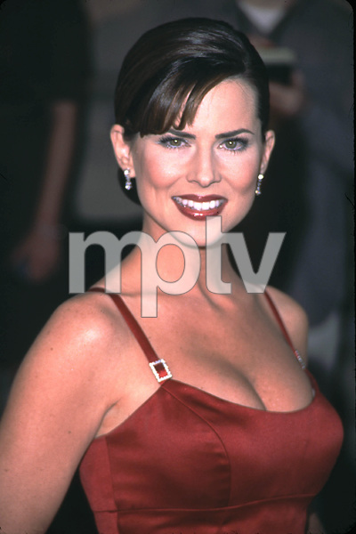 Julianne Morris at the 28th annual Peoples Choice awards in Pasadena California 1/13/02 © 2002 Glenn Weiner - Image 19804_0154