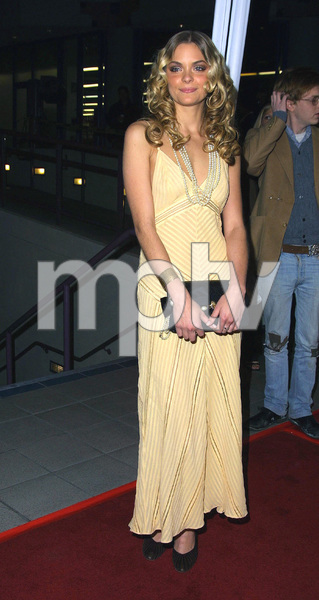 James King arrives at the premiere of her new film, Slackers held at the GCC theater in Hollywood California 1/29/02. © 2002 Glenn Weiner - Image 19854_0106