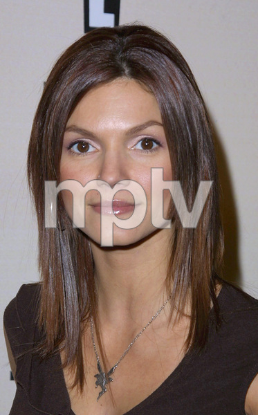 Brandy Andres at the Sizzlin Sixteen 2002 party held at the Club A.D. held in Hollywood California 1/30/02. © 2002 Glenn Weiner - Image 19855_0102