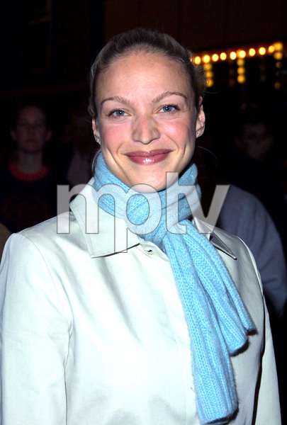 Kristin Bauer at the premiere of the new film Scotland PA held at the GCC Galaxy theater in Hollywood California 2/4/02. © 2002 Glenn Weiner - Image 19857_0116