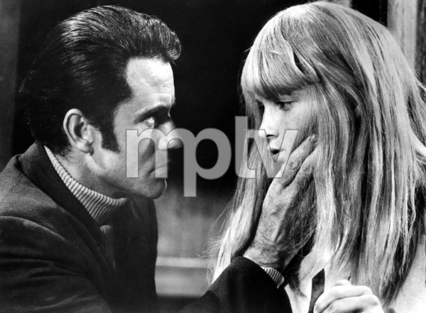 """Johnny Belinda""Ian Bannen, Mia Farrow1967 - Image 19863_0001"