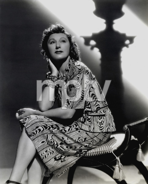Judith Anderson circa late 1930