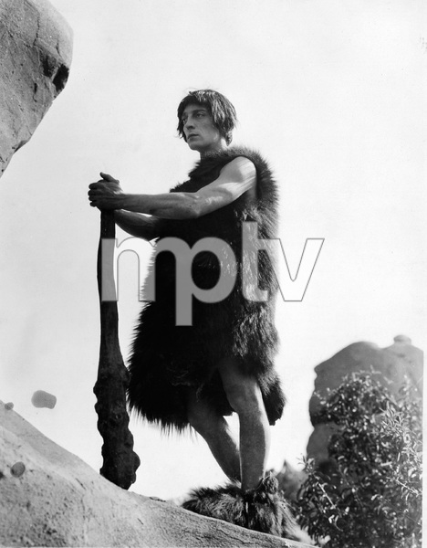 """""""THE THREE AGES""""Buster Keaton1923 MGM** I.V. - Image 19922_0002"""