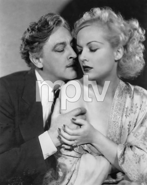 """Twentieth Century"" John Barrymore, Carole Lombard1934 Columbia **I.V. - Image 19932_0001"