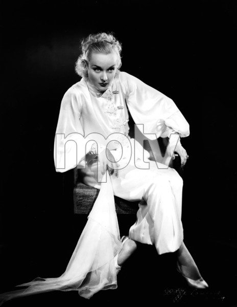 """Twentieth Century"" Carole Lombard1934 Columbia **I.V. - Image 19932_0003"