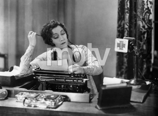 """Trespasser, The"" Gloria Swanson1928 United Artists **I.V. - Image 19959_0001"