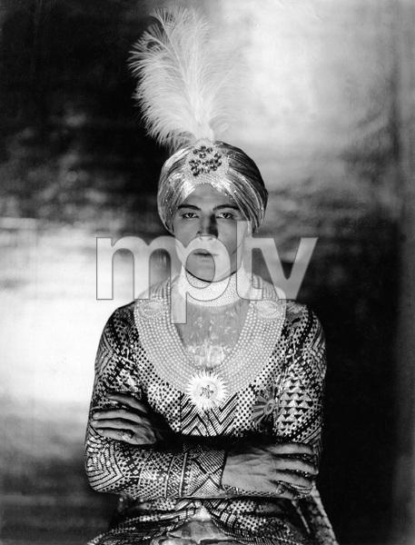 """THE YOUNG RAJAH"" Rudolph Valentino, Paramount, 1922, I.V. - Image 19963_0007"