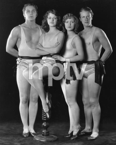 """""""Four Devils"""" Charles Morton, Janet Gaynor, Nancy Drexel, Barry NortonFox, 1928** I.V. - Image 19978_0003"""