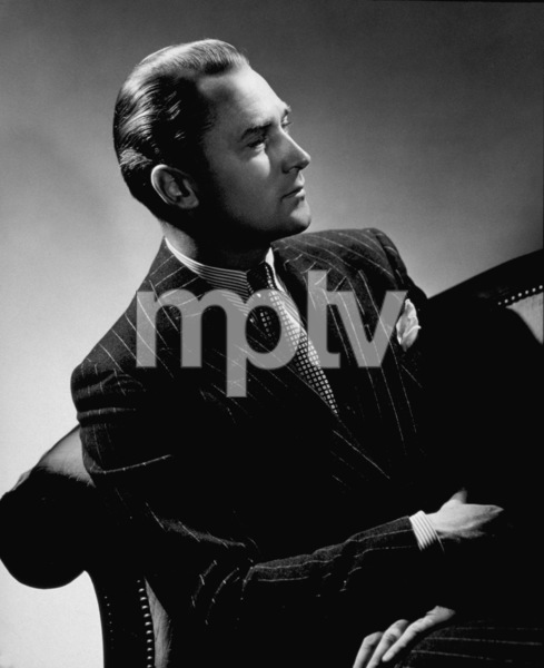 Brian Aherne1938Photo by George Hurrell - Image 2003_0815