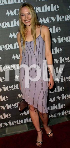 """""""Movieguide Awards - 10th Annual"""" 3/20/02Adrienne Frantz © 2002 Scott Weiner - Image 20111_0142"""