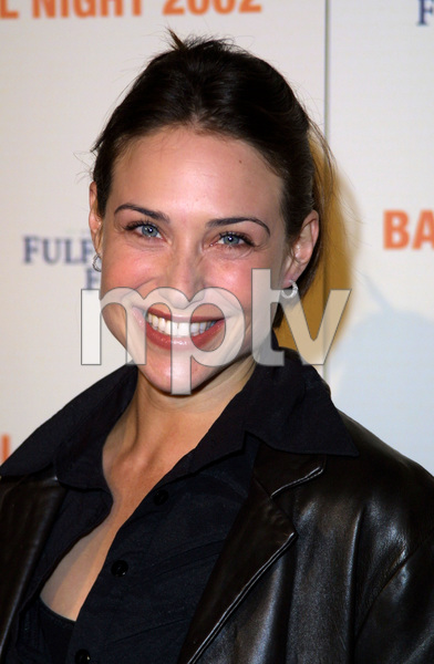 """Back to School Night 2002: 3rd Annual"" 3/09/02Claire Forlani © 2002 Glenn Weiner - Image 20115_0103"