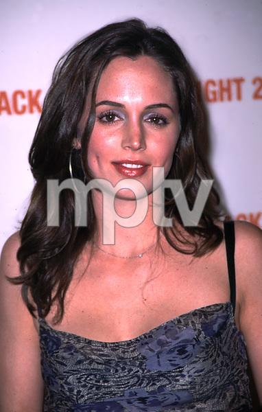"""Back to School Night 2002: 3rd Annual"" 3/09/02Eliza Dushku © 2002 Scott Weiner - Image 20115_0107"