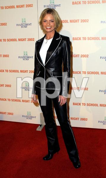 """Back to School Night 2002: 3rd Annual"" 3/09/02Jaime Pressly © 2002 Glenn Weiner - Image 20115_0110"