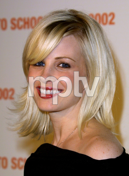 """Back to School Night 2002: 3rd Annual"" 3/09/02Monica Potter © 2002 Glenn Weiner - Image 20115_0117"