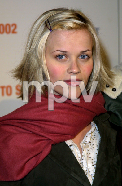 """""""Back to School Night 2002: 3rd Annual"""" 3/09/02Reese Witherspoon © 2002 Glenn Weiner - Image 20115_0119"""