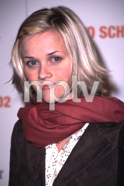"""""""Back to School Night 2002: 3rd Annual"""" 3/09/02Reese Witherspoon © 2002 Scott Weiner - Image 20115_0120"""