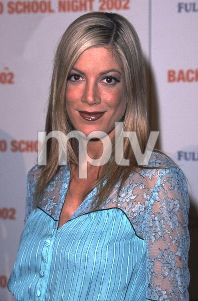 """Back to School Night 2002: 3rd Annual"" 3/09/02Tori Spelling © 2002 Glenn Weiner - Image 20115_0124"