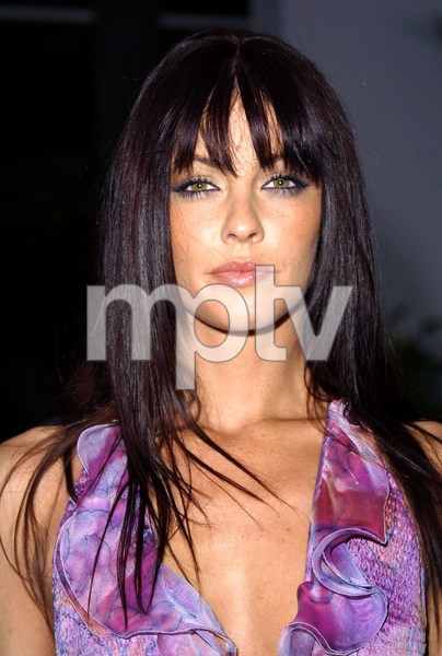 """The Scorpion King"" Premiere 4/17/02Summer Altice © 2002 Glenn Weiner - Image 20119_0136"