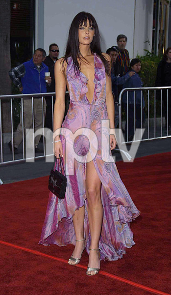 """The Scorpion King"" Premiere 4/17/02Summer Altice © 2002 Glenn Weiner - Image 20119_0138"