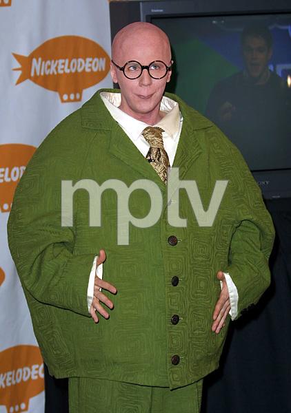 """Kids Choice Awards 2002: 15th Annual"" 4/20/02Dana Carvey aka Turtle Man © 2002 Glenn Weiner - Image 20120_0116"